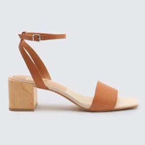 Dolce Vita Zarita Blunted Toe Sandal